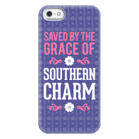 Saved By The Grace Of Southern Charm Phonecase