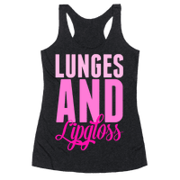 Lunges and Lipgloss