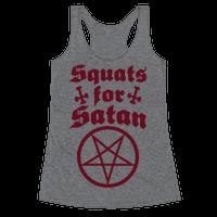 Squats For Satan