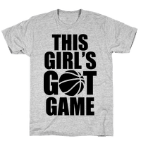 This Girl's Got Game (Basketball)