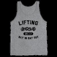 Lifting 24/7