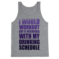 I Would Workout but...