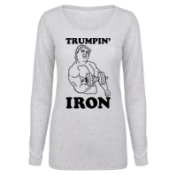 Trumpin' Iron Tee