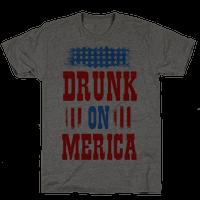 Drunk on Merica!