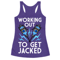 Working Out To Get Jacked