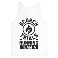 Scorch Trials Running Team A
