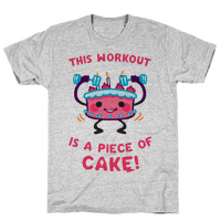 This Workout Is A Piece of Cake