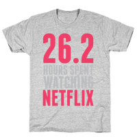 26.2 Hours Spent Watching Netflix