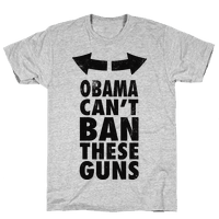 Obama Can't Ban These Guns (Political)
