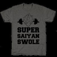 Super Saiyan Swole