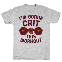 I'm Gonna Crit This Workout