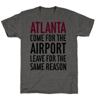 Atlanta: Come For The Airport