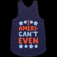 I American't Even
