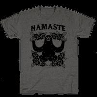 Namaste Sloth