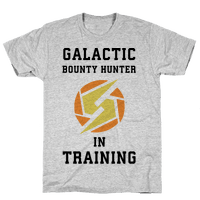 Galatic Bounty Hunter In Training