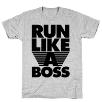 Run Like A Boss