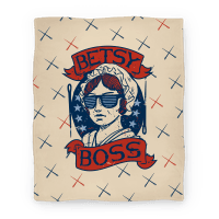 Betsy Boss (Blanket)