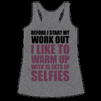 Selfie Warm Up