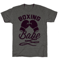 Boxing Babe (Vintage)