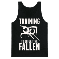Training To Defeat The Fallen