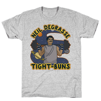 Neil deGrasse Tight-Buns