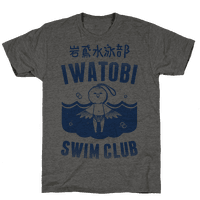Iwatobi Swim Club Tee