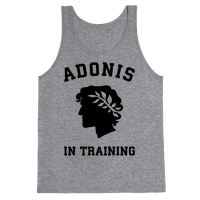 Adonis In Training