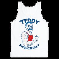 Teddy Swolesevelt Tank