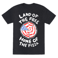 Land of the Free, Home of the Pizza