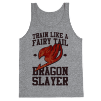 Train Like a Fairy Tail Dragon Slayer (Natsu)