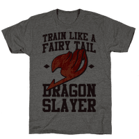 Train Like a Fairy Tail Dragon Slayer (Natsu)
