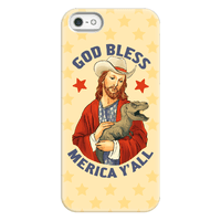 God Bless Merica Y'all Phonecase
