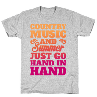 Country Music and Summer