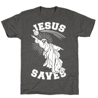 Jesus Saves (Volleyball)
