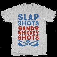 Slap Shots And Whiskey Shots