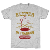 Keeper In Training (Gryffindor)