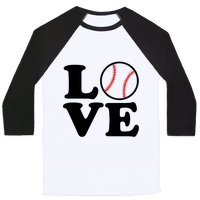 Love Baseball Baseball