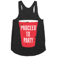 Proceed to Party Racerback