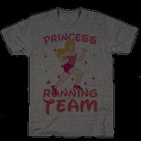 Princess Running Team (Pink)