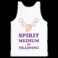 Spirit Medium In Training