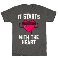 It Starts With The Heart