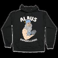 Albus Dumbbelldore Hoodie