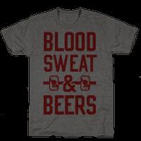 Blood Sweat & Beers