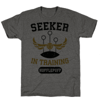 Seeker In Training (Hufflepuff) Tee