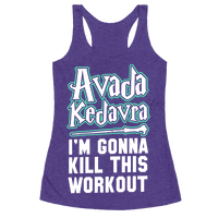 Avada Kedavra Fitness (Glow)