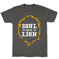 Soul of a Lion (Dark Tank)