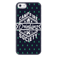Campfire Drinking Society Phonecase