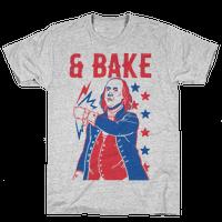 Shake & Bake: Benjamin Franklin Tee