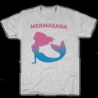 Mermasana Parody