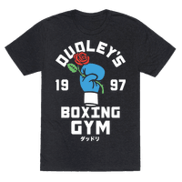 Dudley's Boxing Gym Tee